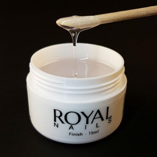 "Baigiamasis UV gelis nagams ""Royal Nails Perfect Line Finish"""