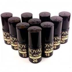 "Gelis lakas ""Royal Nails Amazing Line"" 5 ml."