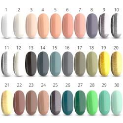 Ilgalaikis gelinis lakas Royal Nails Easy Color