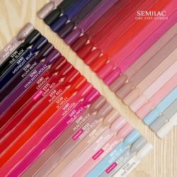 Vienfazis ilgalaikis lakas rašiklyje Semilac One Step Hybrid 3ml