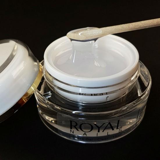 "Vienfazis UV gelis ""Royal Nails Clear"""