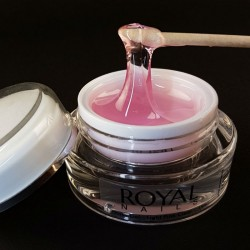 "Vienfazis UV gelis ""Royal Nails Pink"""