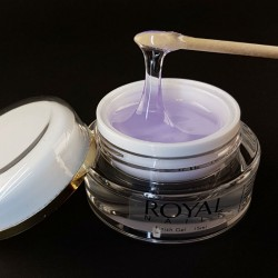 "Vienfazis UV gelis ""Royal Nails Finish"""