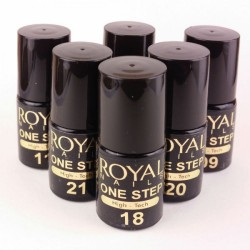 "Vienfazis gelinis lakas ""Royal Nails High Tech"" 5 ml."