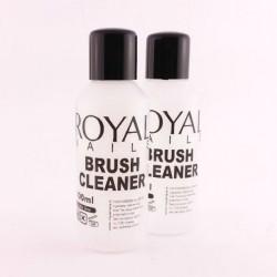 """Šepetėlių valiklis """"Royal Nails"""" 100 ml."""