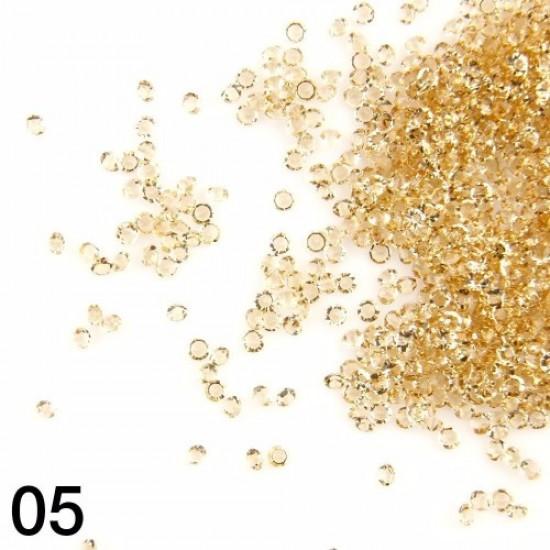 Mini Pixie Diamonds kristalai nagų dizainui