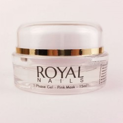 "Vienfazis UV gelis ""Royal Nails Pink Mask"""
