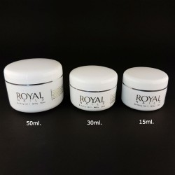 "Švelnus skaidrus UV gelis ""Royal Nails Perfect Line Building Milky"""
