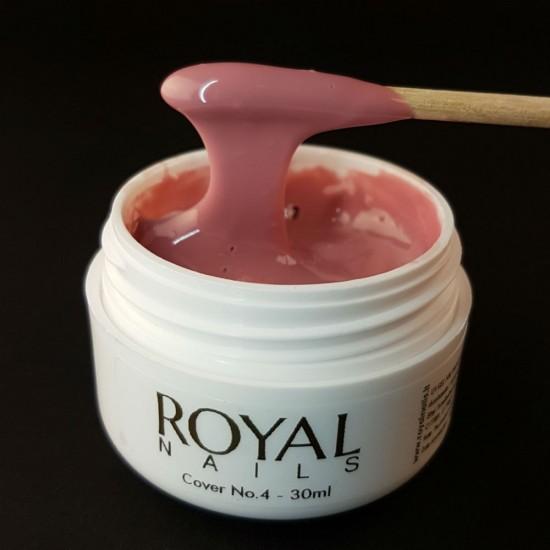 Maskuojantis UV/LED gelis Royal Nails Champion Line Cover4