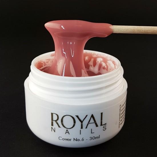 Maskuojantis UV/LED gelis Royal Nails Champion Line Cover6