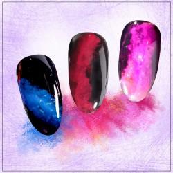 Pigmentas nagams suteikiantis dūmų efektą - Smoke Nails