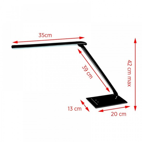 Elegantiškas LED stalo šviestuvas