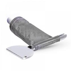 Spaustukas - raktas skirtas išspausti dažus ir įvairias priemones iš tūtelių