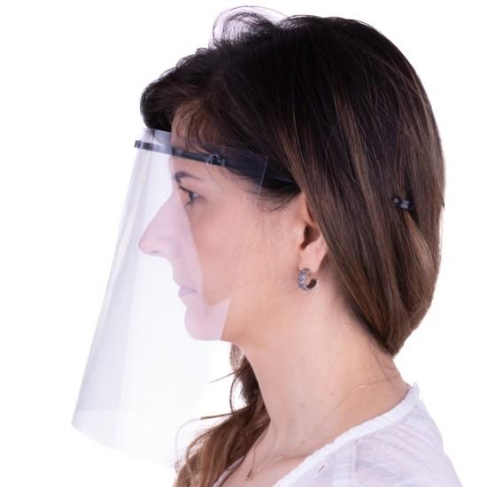 Apsauginis veido skydelis - kaukė