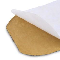 Lipnios dildės pedikiūro plieniniam pagrindui