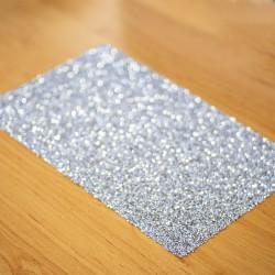 Silikoninis kilimėlis su cirkonio kristalais