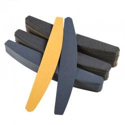 Laivelio formos lipnios dildės plieniniam pagrindui