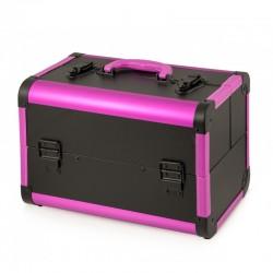 Didelis kosmetikos lagaminas iš EKO odos