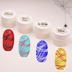 Gelis voratinklis Royal Nails Spider