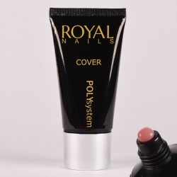 Maskuojantis poly gelis Royal Nails Poly System Cover