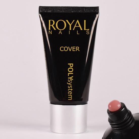Maskuojantis poly gelis Royal Nails Poly System Cover