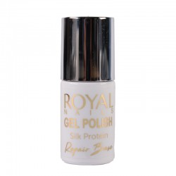 Pagrindas su šilko proteinu Royal Nails Amazing Line Repair Base Silk Protein