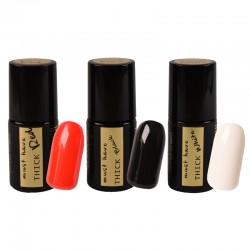 Pigmentuotas ilgalaikis gelinis lakas-dažai Royal Nails Thick