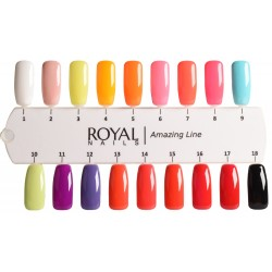 "Gelis lakas ""Royal Nails Amazing Line"" 5 ml."