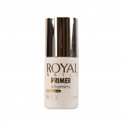 Sukibėjas praturtintas vitaminais Royal Nails Primer - Bonder Vitamins