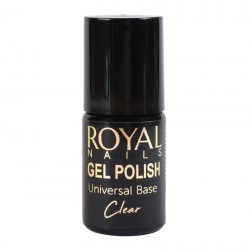 Universali hibridinė bazė Royal Nails Universal Base Clear