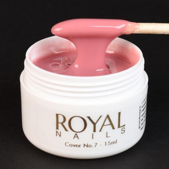 Maskuojantis UV/LED gelis Royal Nails Champion Line Cover7