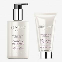 Apsauginis rankų kremas Semilac Canola Defence