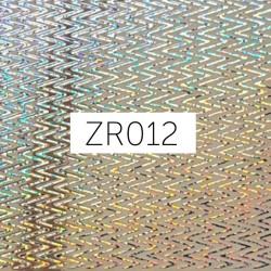 3D holografinis lipdukas nagų dailei