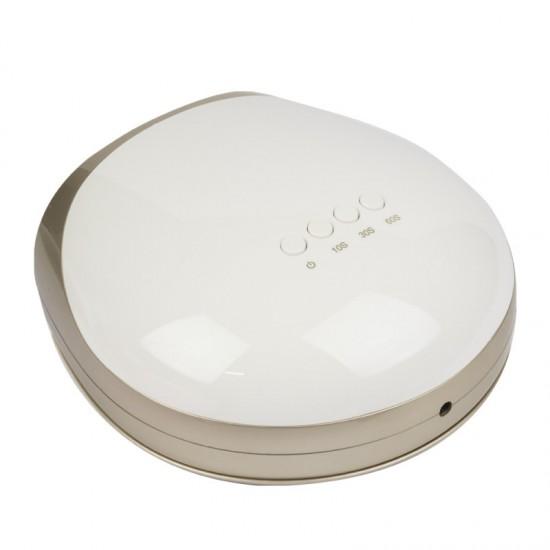 48W lempa manikiūrui su DUAL LED 39 diodai S6