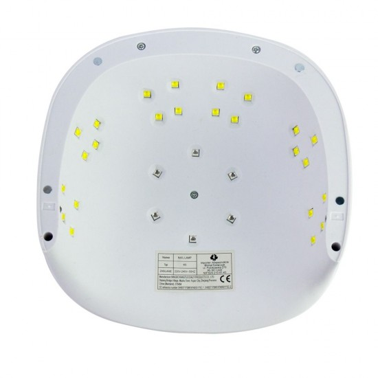 48W profesionali lempa nagams su Dual Led technologija K5
