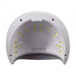 "52W LED/UV hibridinė lempa nagams su ""DUAL LED"" technologija XW4"