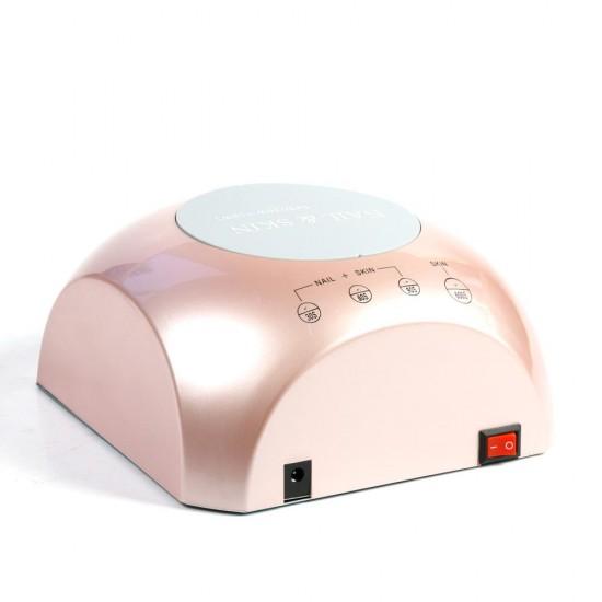 54W lempa su fototerapija nagams ir odai Nails & Skin