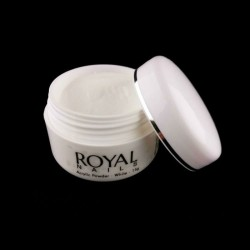 "Akrilo pudra ""Royal Nail White"""