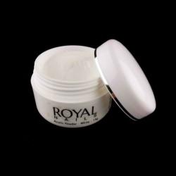 """Akrilo pudra """"Royal Nail White"""""""