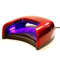 Atvira lempa nagams 48W LED/UV su 24 diodais