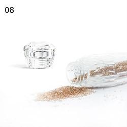 Karoliukai su kristalais nagų dailei Mini Pixie