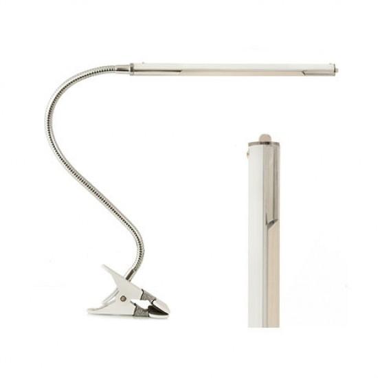 LED stalo šviestuvas su segtuku