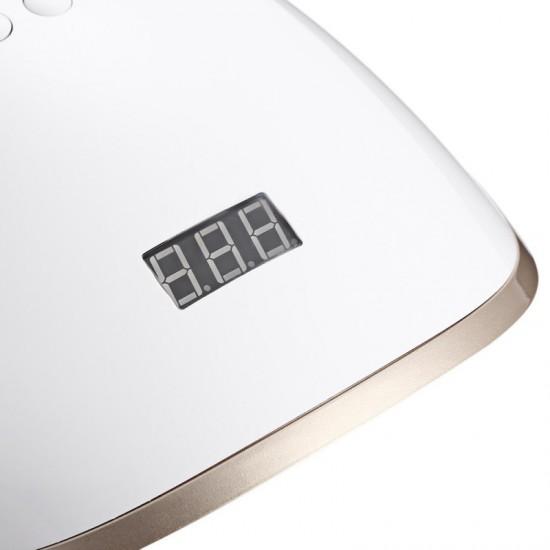 """48W LED/UV hibridinė lempa skirta visiems geliams su """"Dual LED"""" technologija S8"""