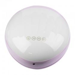 Kriauklės formos lempa manikiūrui 48W DUAL LED 33 diodai S5
