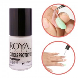 Nagu odeliu apsauga Royal Nails Cuticle protector 5 ml.