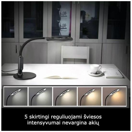 Profesionalus stalo šviestuvas LED LUX SL2 14W