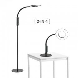 Reguliuojamas grindų - darbo stalo šviestuvas 16WA
