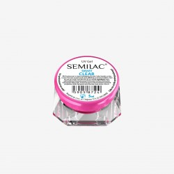 Semilac UV gelis Smart Clear