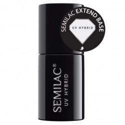 Sustiprinimui ir pailginimui naudojamas pagrindas Semilac Extend Base 7ml