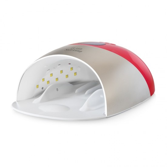 Žaisminga 48W UV/LED lempa nagų lakavimui